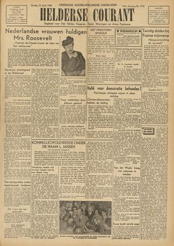 Heldersche Courant 1948-04-20