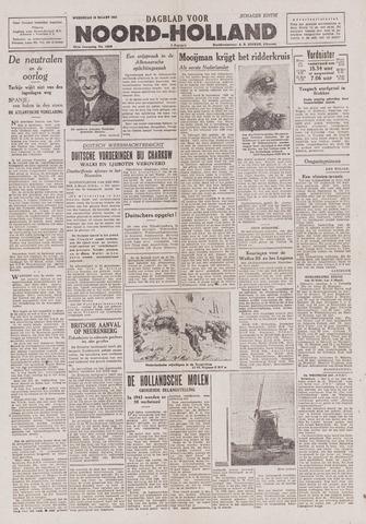Dagblad Noord-Holland, Schager editie 1943-03-10