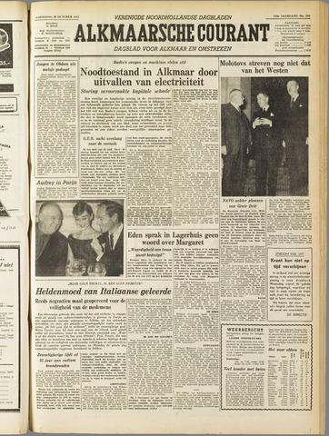 Alkmaarsche Courant 1955-10-26