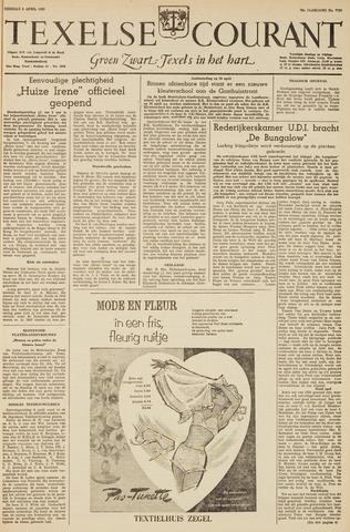 Texelsche Courant 1963-04-09