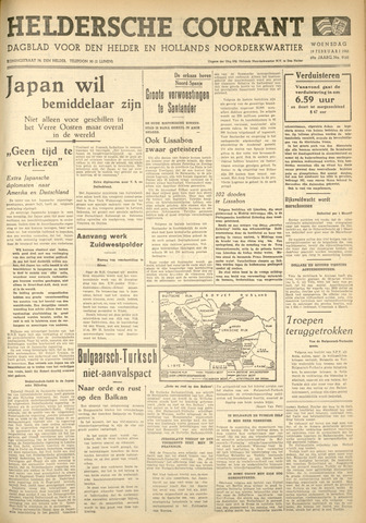 Heldersche Courant 1941-02-19