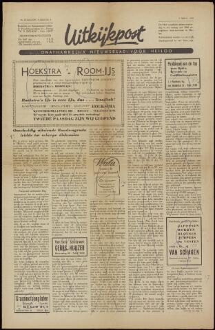 Uitkijkpost : nieuwsblad voor Heiloo e.o. 1958-03-28