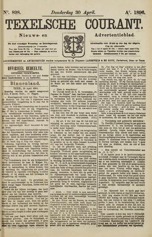 Texelsche Courant 1896-04-30