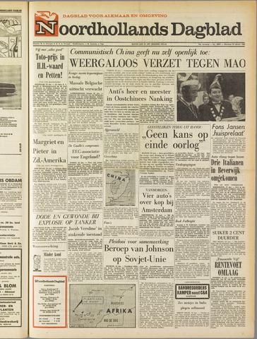 Noordhollands Dagblad : dagblad voor Alkmaar en omgeving 1967-01-23