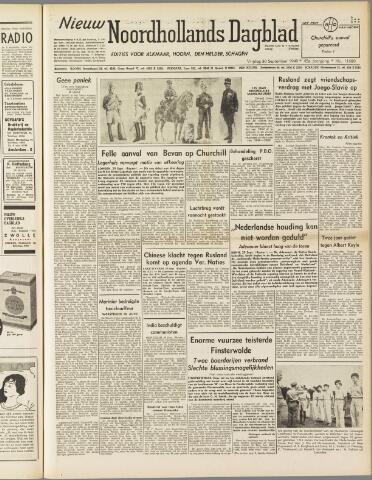 Nieuw Noordhollandsch Dagblad : voor Alkmaar en omgeving 1949-09-30