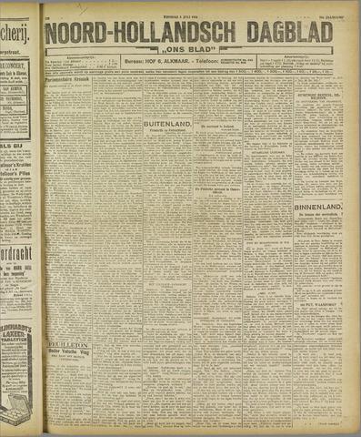 Ons Blad : katholiek nieuwsblad voor N-H 1921-07-05