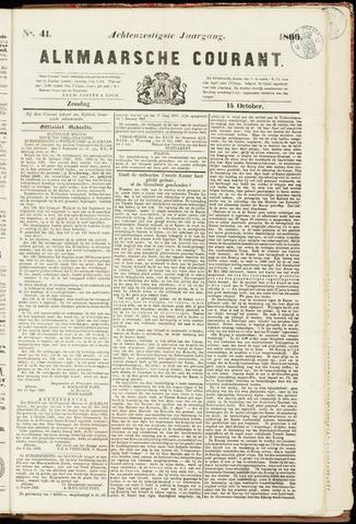 Alkmaarsche Courant 1866-10-14