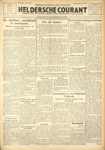 Heldersche Courant 1947-10-01