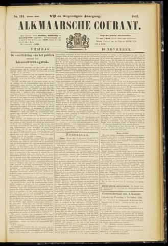 Alkmaarsche Courant 1893-11-10