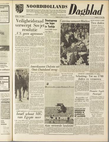 Noordhollands Dagblad : dagblad voor Alkmaar en omgeving 1960-05-27