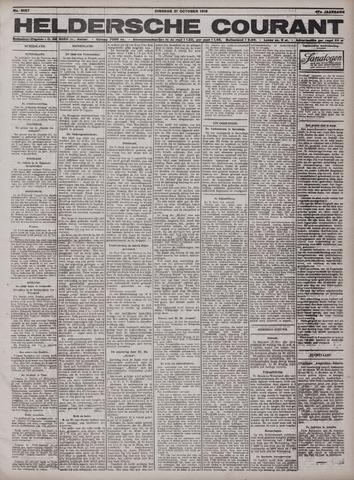 Heldersche Courant 1919-10-21