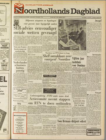 Noordhollands Dagblad : dagblad voor Alkmaar en omgeving 1967-02-11