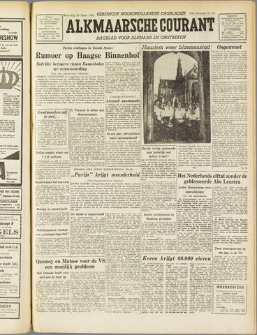 Alkmaarsche Courant 1955-03-30