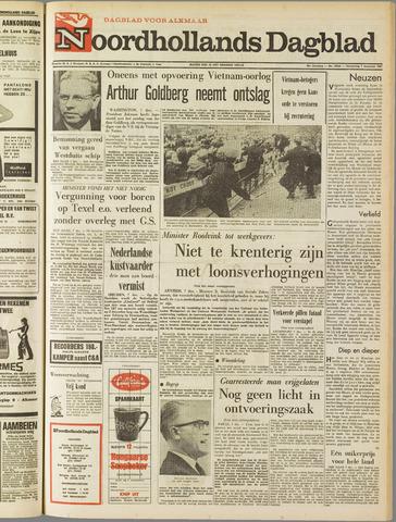 Noordhollands Dagblad : dagblad voor Alkmaar en omgeving 1967-12-07