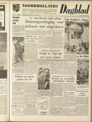 Noordhollands Dagblad : dagblad voor Alkmaar en omgeving 1961-05-25
