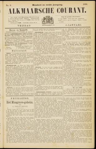 Alkmaarsche Courant 1899-01-06