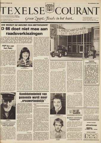Texelsche Courant 1982-01-12