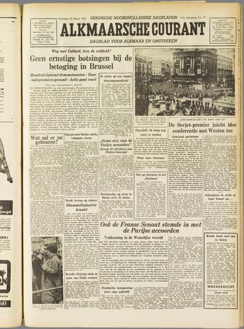 Alkmaarsche Courant 1955-03-28
