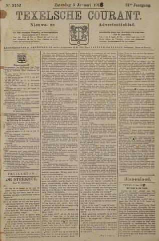 Texelsche Courant 1918