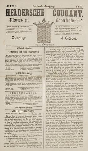 Heldersche Courant 1873-10-04