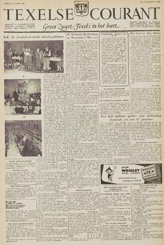 Texelsche Courant 1955-04-30