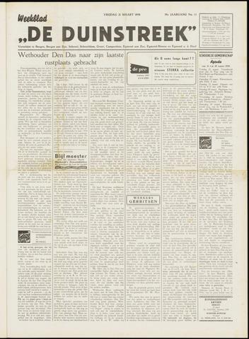 De Duinstreek 1958-03-21