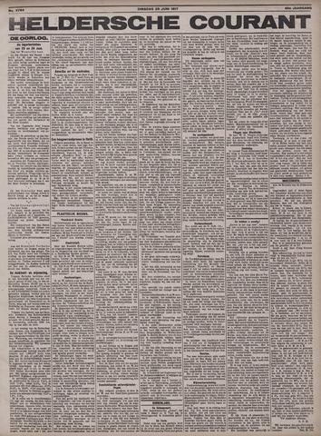 Heldersche Courant 1917-06-26