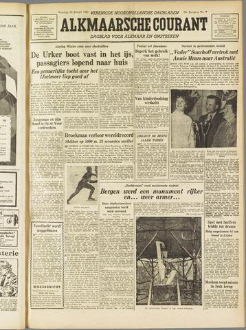 Alkmaarsche Courant 1955-01-10