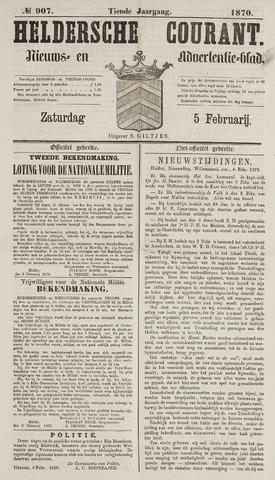 Heldersche Courant 1870-02-05