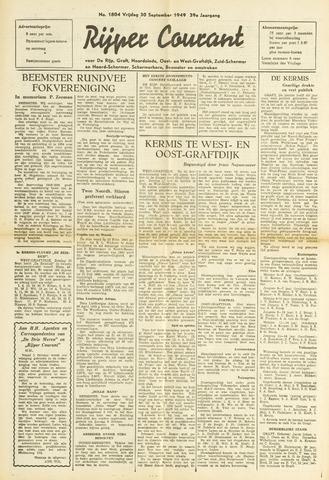Rijper Courant 1949-09-30