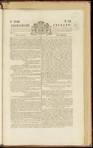 Alkmaarsche Courant 1846-08-24