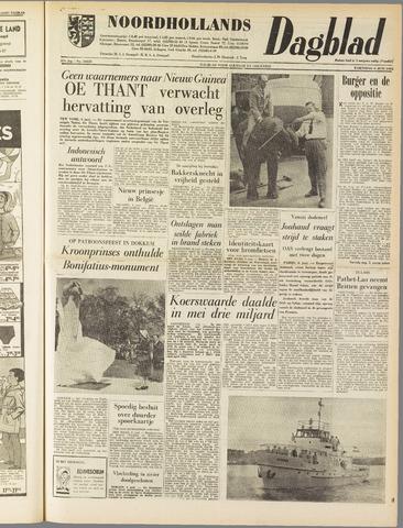 Noordhollands Dagblad : dagblad voor Alkmaar en omgeving 1962-06-06