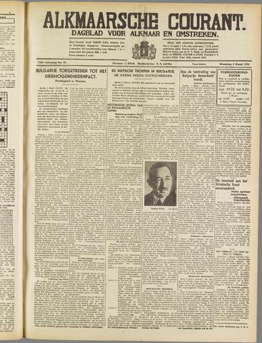 Alkmaarsche Courant 1941-03-03