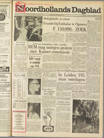 Noordhollands Dagblad : dagblad voor Alkmaar en omgeving 1964-09-09