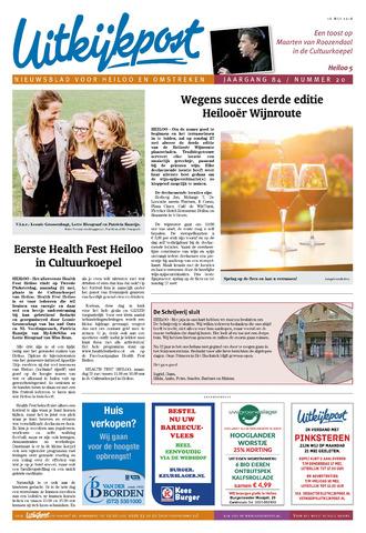 Uitkijkpost : nieuwsblad voor Heiloo e.o. 2018-05-16