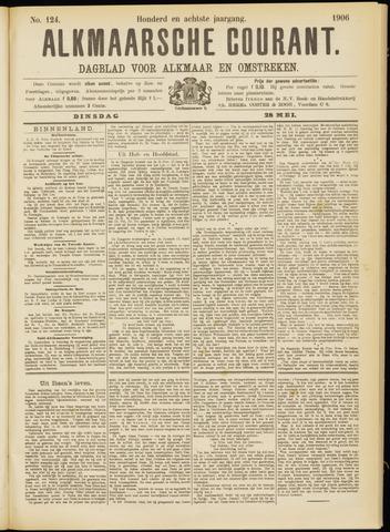Alkmaarsche Courant 1906-05-28