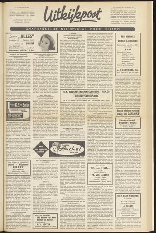 Uitkijkpost : nieuwsblad voor Heiloo e.o. 1964-08-13