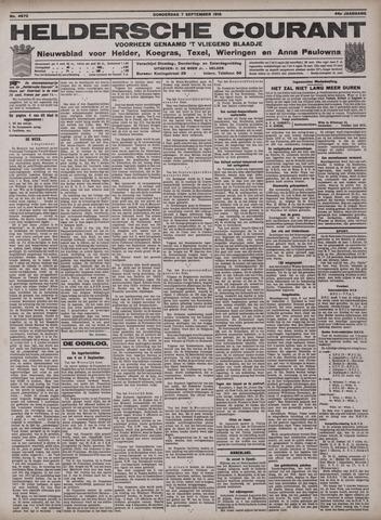 Heldersche Courant 1916-09-07