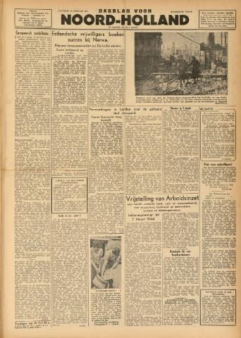 Heldersche Courant 1944-02-26