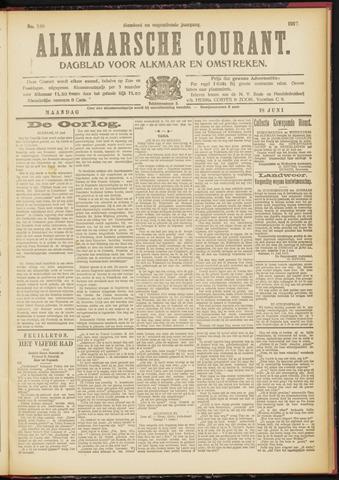 Alkmaarsche Courant 1917-06-18
