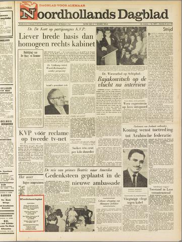 Noordhollands Dagblad : dagblad voor Alkmaar en omgeving 1963-04-22