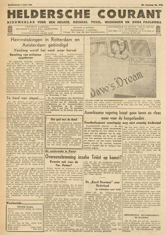 Heldersche Courant 1946-07-03