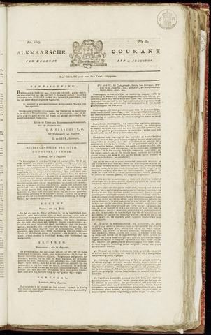 Alkmaarsche Courant 1823-08-25