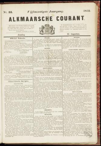 Alkmaarsche Courant 1863-08-16