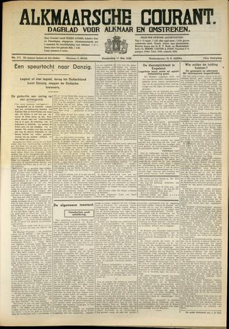 Alkmaarsche Courant 1939-05-11