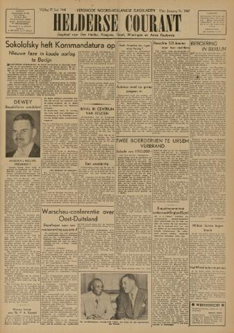 Heldersche Courant 1948-06-25