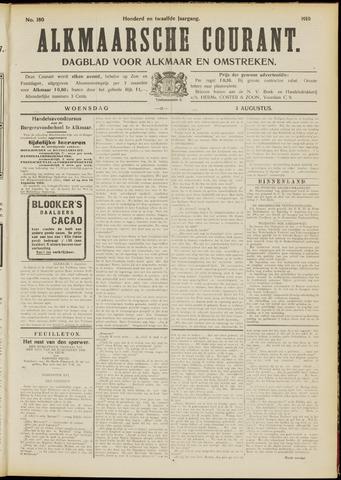 Alkmaarsche Courant 1910-08-03