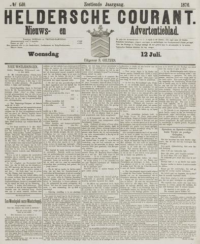 Heldersche Courant 1876-07-12