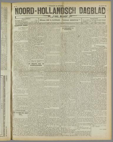 Ons Blad : katholiek nieuwsblad voor N-H 1921-11-23