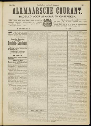 Alkmaarsche Courant 1912-06-13